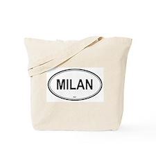 Milan, Italy euro Tote Bag
