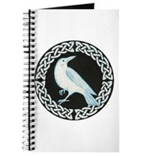 White Crow Celtic design Journal