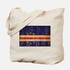 Cape Verde textured aged copy.png Tote Bag