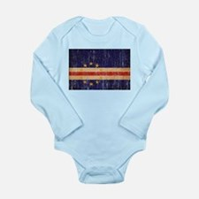 Cape Verde textured aged copy.png Long Sleeve Infa