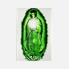 The Virgin Bride Rectangle Magnet