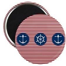 "Yacht Club 2.25"" Magnet (10 pack)"