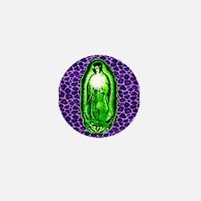 The Virgin Bride Mini Button