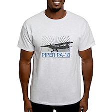 Aircraft Piper PA-18 T-Shirt