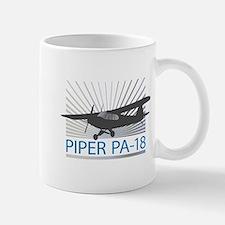 Aircraft Piper PA-18 Mug