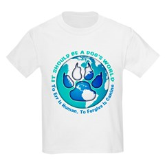 Dogs World.png T-Shirt