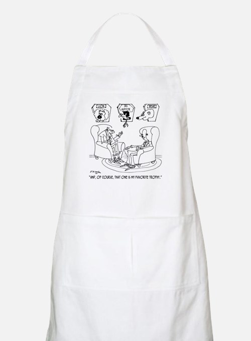 The Taxidermist The IRS Apron