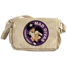 Mad Divas Messenger Bag
