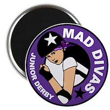 """Mad Divas 2.25"""" Magnet (10 pack)"""