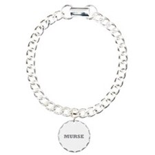 Murse - Male Nurse Charm Bracelet, One Charm