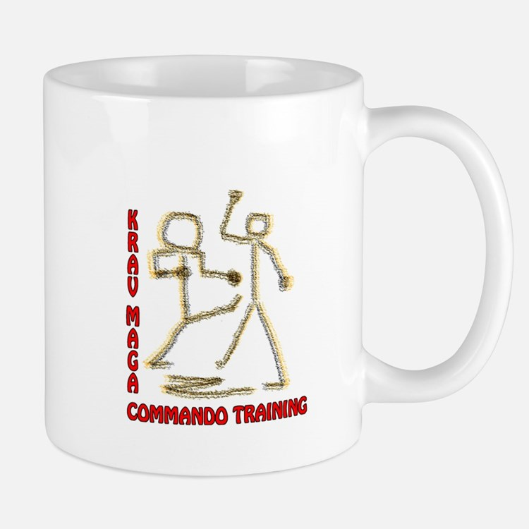 Krav Maga Commando Mug