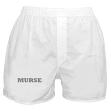 Murse - Male Nurse Boxer Shorts