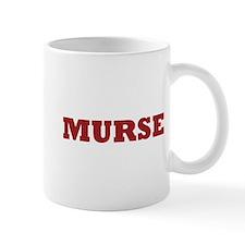 Murse - Male Nurse Small Mugs