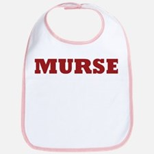 Murse - Male Nurse Bib