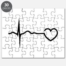 Heartbeat Puzzle