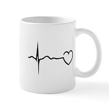 Heartbeat Small Mugs