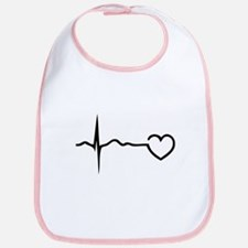 Heartbeat Bib