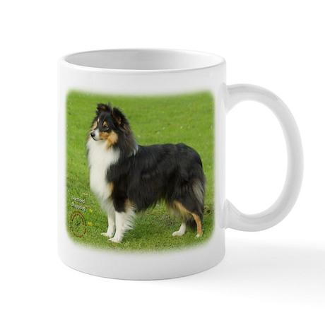 Shetland Sheepdog 9B055D-06 Mug