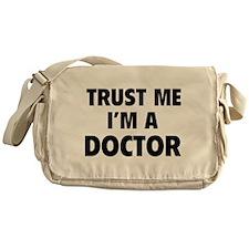 Trust Me I'm A Doctor Messenger Bag