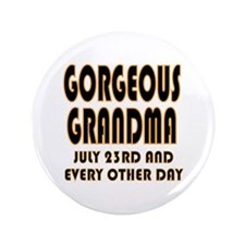 """June National Month 3.5"""" Button (100 pack)"""