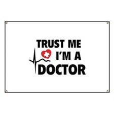 Trust Me I'm A Doctor Banner