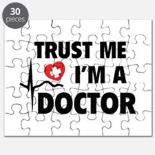 Trust Me I'm A Doctor Puzzle