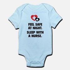 Feel Safe At Night Infant Bodysuit