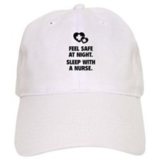 Feel Safe At Night Baseball Cap