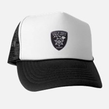 Hawaii Sheriff Trucker Hat