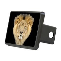 African Lion Hitch Cover