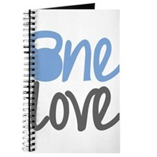 Blue One Love Kettlebell Journal