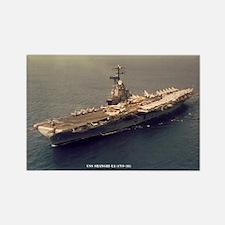 USS SHANGRI-LA Rectangle Magnet
