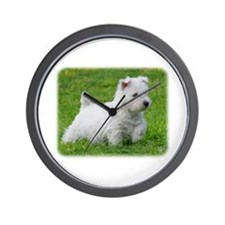 West Highland White Terrier AA060D-013 Wall Clock