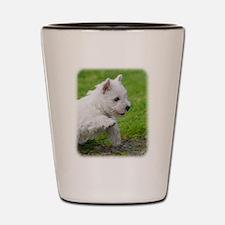 West Highland White Terrier AA060D-020 Shot Glass