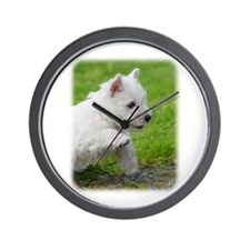 West Highland White Terrier AA060D-020 Wall Clock