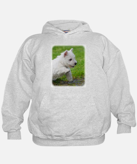 West Highland White Terrier AA060D-020 Hoodie