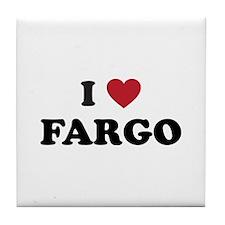 FARGO.png Tile Coaster