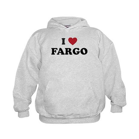 FARGO.png Kids Hoodie