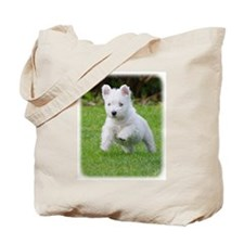 West Highland White Terrier AA060D-030 Tote Bag