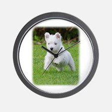 West Highland White Terrier AA060D-030 Wall Clock