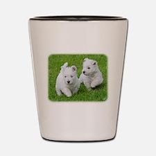 West Highland White Terrier AA060D-024 Shot Glass