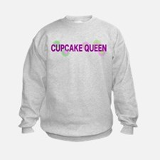 Cupcake Queen Sweatshirt