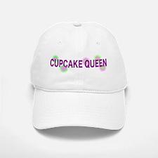Cupcake Queen Baseball Baseball Cap