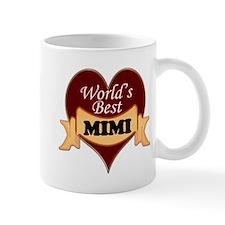 Cute World's best mimi Mug