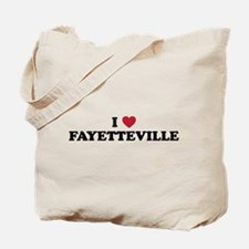 FAYETTEVILLE.png Tote Bag