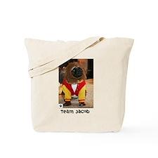Team Jacob- Tote Bag
