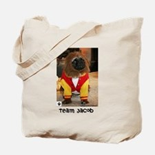Team Jacob- Tote Bag