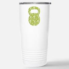Organic Green Vine Kettlebell Travel Mug