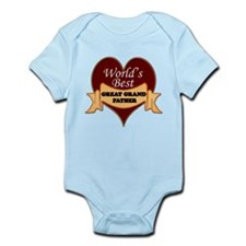 Funny Great grandfather Infant Bodysuit