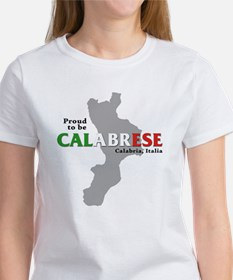 Proud to be Calabrese Women's T-Shirt